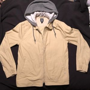 Volcom Men's Hooded Jacket